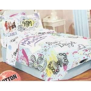 Disney High School Musical Twin Comforter Set