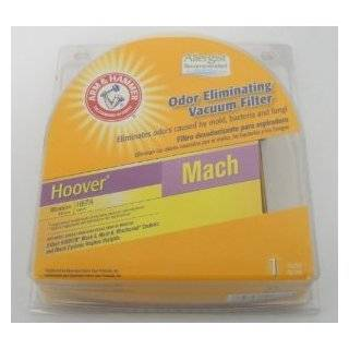 Hoover Vacuum Windtunnel Mach 5 & Mach 6 Secondary Filter with Foam