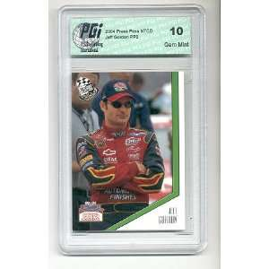 Press Pass JEFF GORDON This Card Was Sold 1 Day Only