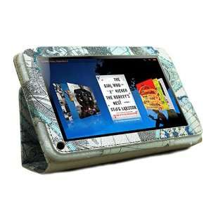 Color Leather Case Cover for  Kindle Fire + Screen Protector