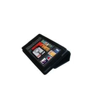 Kindle Fire Leather Cover Case + 1x HD Screen