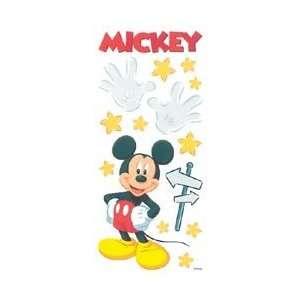 Disney Mickey Mouse Scrapbook Stickers (PDSCB16)