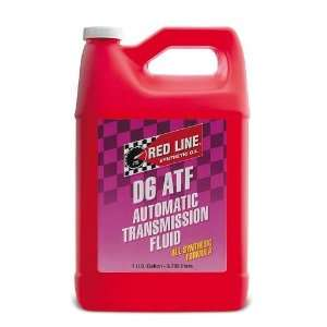 Red Line D6 Automatic Transmission Fluid (ATF)   1 Gallon