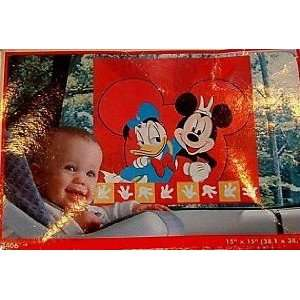 Disneys Mickey Mouse & Donald Duck Window Sun Screen