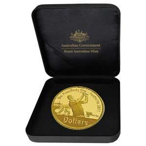 2011 1/4 oz Proof Gold Presidents Cup Coin Toys & Games