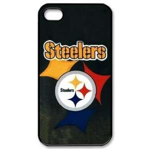 Designed iPhone 4/4s Hard Cases Steelers team logo Cell