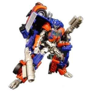 Transformers Trans Scanning Optimus Prime Figure Toys & Games