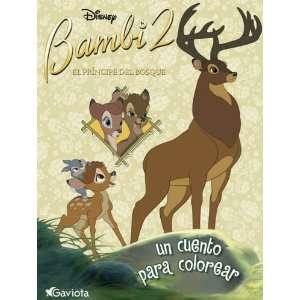 . Un cuento para colorear (9788439203872) Walt Disney Company Books