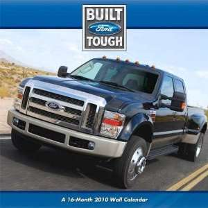 Ford Trucks 2010 Wall Calendar Office Products