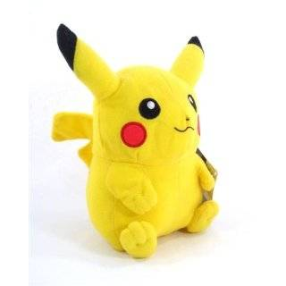 Pokemon Best Wishes Pikachu Standing 12 Plush Toy Toys