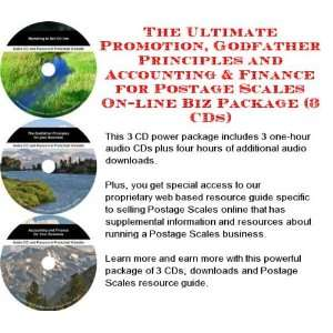 for Posage Scales On line Biz Package (3 CDs) Alexpis Z Moore Books