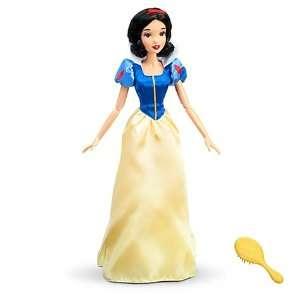 Disney Princess Exclusive 17 Singing Doll   Snow White Toys & Games