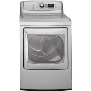 GE Profile Harmony 7.3 Cu. Ft. Stainless Steel Gas Dryer