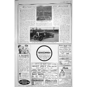 1921 ROLLS ROYCE FACTORY DERBY AUSTIN TWENTY BROOKLANDS