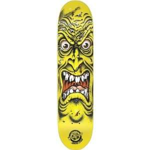 Santa Cruz Roskopp Face Pop Deck 8.2x31.9 Skateboard Decks