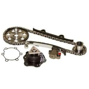 TK800WP Saturn VIN 8 9 Timing Chain Kit w/ Water Pump Automotive