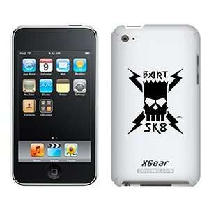 Sk8 Bart from The Simpsons on iPod Touch 4G XGear Shell