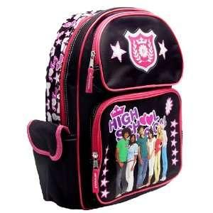 Walt Disney High School Musical Small Backpack and HSM Beanie Set