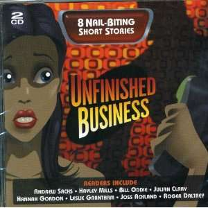 Unfinished Business (Spoken Word) (9781905392049) Books