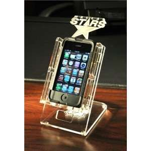 Dallas Stars Cell Phone Fan Stand, Small Sports & Outdoors