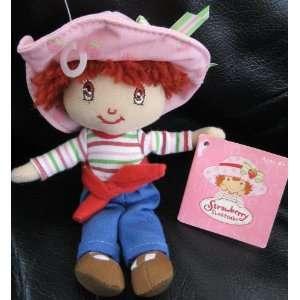 Strawberry Shortcake 7 inch Plush Doll Toys & Games