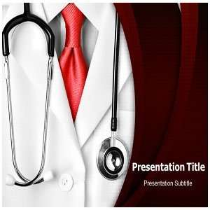 Doctor PowerPoint Template   Doctor PowerPoint (PPT) Backgrounds