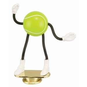 5 Trophy Dude Bendable Tennis Trophy Figure Trophy Toys & Games