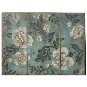 Flowers Textured Oil Reproduction Wall Art Painting