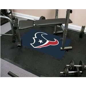 Houston Texans NFL Team Fitness Tiles