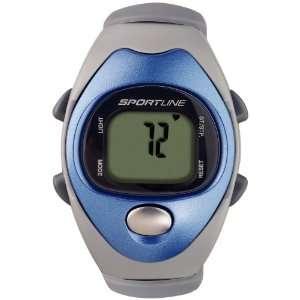 Sportline Solo 910W Womens Heart Rate Monitor Watch (Blue / Grey