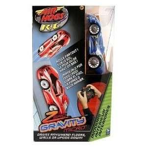 Air Hogs Zero Gravity Micro Car   Blue Channel D Toys & Games