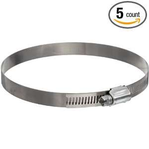 Murray Worm Gear Stainless Steel 316 Hose Clamp, Stainless Steel 316