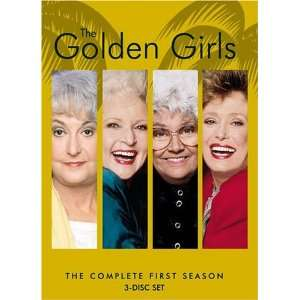 The Golden Girls   The Complete First Season: Betty White