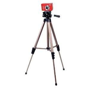 Black Nylon Carry Case For Vivitar ViviCam 7025 Cameras, By DURAGADGET