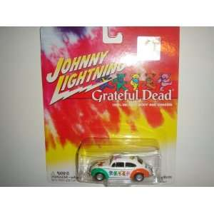 Grateful Dead Release 1 Volkswagen Beetle White: Toys & Games