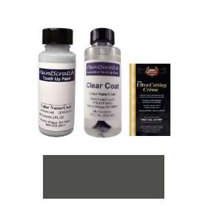 Black (Wheel Color) Paint Bottle Kit for 2003 Dodge Van Wagon (DX9 W