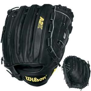Wilson WTA2K 0BBGASOB Baseball Glove (right hand throw