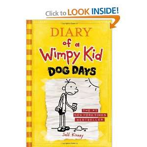 Dog Days (Diary of a Wimpy Kid, Book 4) (9780810983915