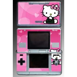 Hello Kitty Pink Heart Cute game Vinyl Decal Skin Protector Cover #4