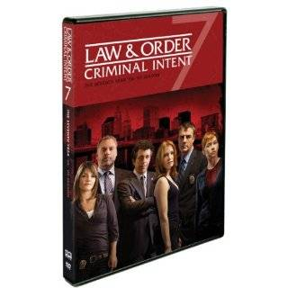 Law & Order Criminal Intent Year Seven