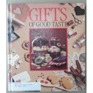 Gifts of Good Taste   Hardcover Electronics