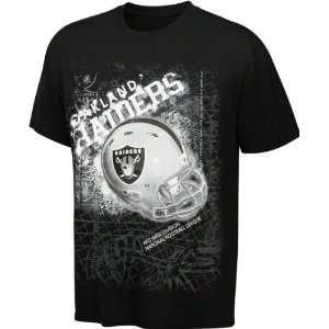 Reebok Oakland Raiders Youth Helmitude T Shirt Sports