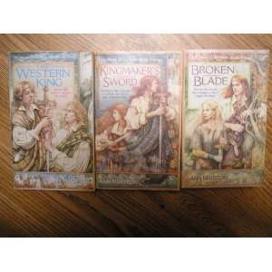 ; Book (2) Two The Western King; Book (3) Three Broken Blade Books