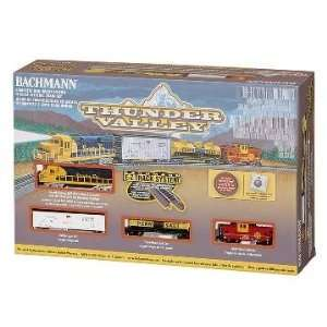 BACHMANN TRAINS N THUNDER VALLEY SET Toys & Games