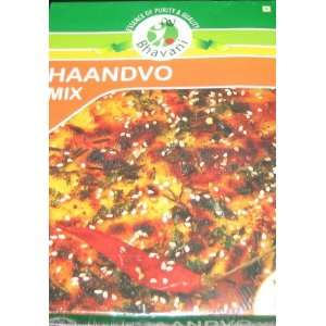 Bhavani Haandwo mix 7oz:  Grocery & Gourmet Food
