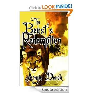 The Beasts Redemption: Angie Derek, Angie Derek:  Kindle