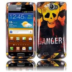 Danger Design Hard Case Cover for Bell Samsung Galaxy W 4G