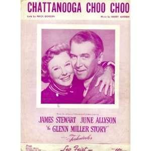Music from The Glenn Miller Story with James Stewart, June Allyson