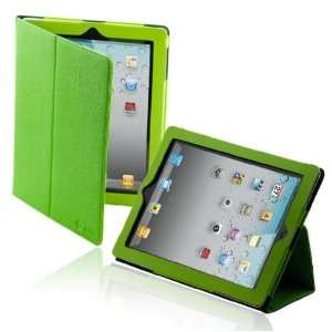 splash SAFARI Slim Profile Leather Case Cover for iPad 3