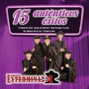 15 Autenticos Exitos Music